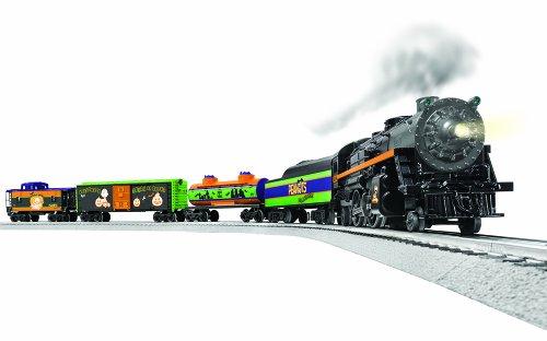 Lionel Peanuts Halloween Train Set