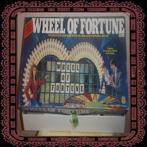 Wheel of Fortune Game 1985 by Merv Griffin Enterprises Califon Inc