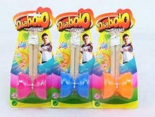 Mini Size Diabolo String Phoenix Yo Yo with 2 Juggling Sticks