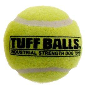 Tuff Balls Pet Tennis Ball Size 18 H x 18 W x 18 D