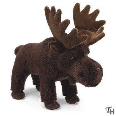 GUND Moose Small 9 Plush