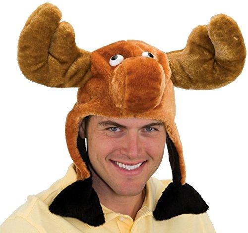 Plush Moose Laplander Hat Pkg1