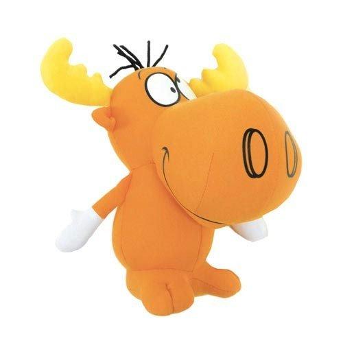 Rocky Bullwinkle Friends - Bullwinkle J Moose Plush
