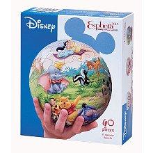Esphera 360 6 Disney Classic Character Globe Puzzle