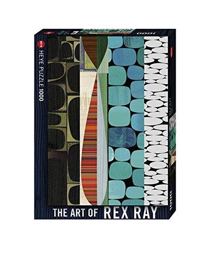 Heye Affeto 1000 Piece Rex Rey Jigsaw Puzzle
