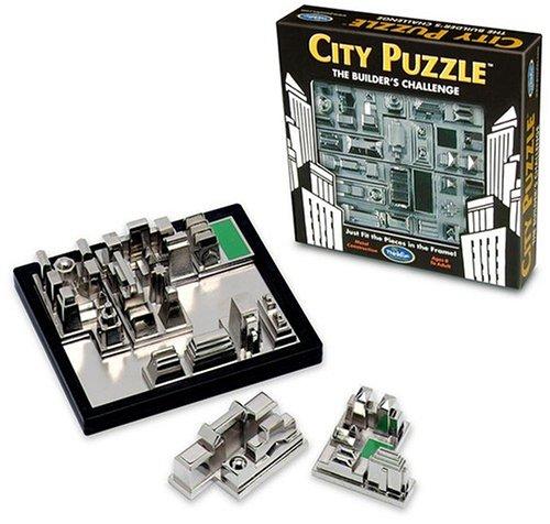 City Puzzle The Builders Challenge