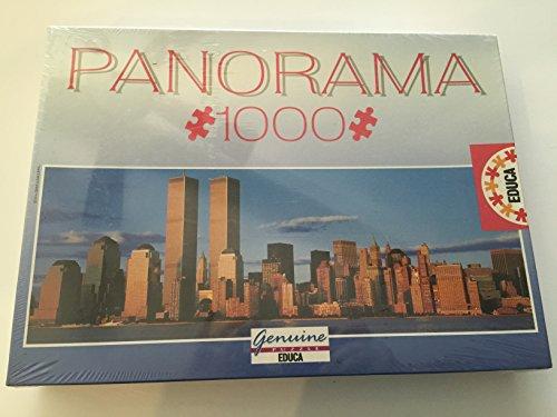 Educa Panorama 1000 New York City Puzzle