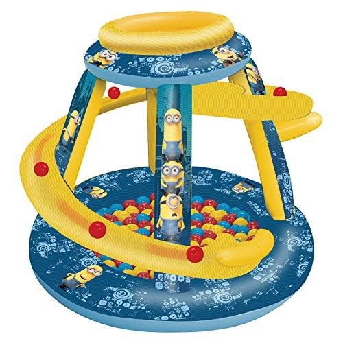 Minions Mayhem Playland with 50 Balls Playhouse