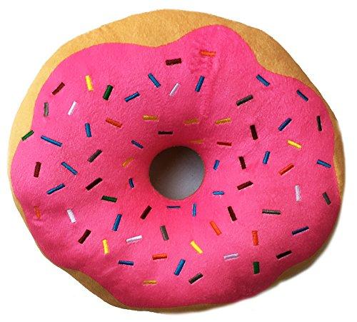 Sweet Treats Donut Microbead Pillow Kids Plush Pillow Premium Quality