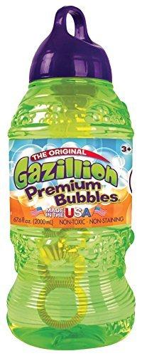 Gazillion Bubbles 2 Litre Bottle Solution by Gazillion Bubbles