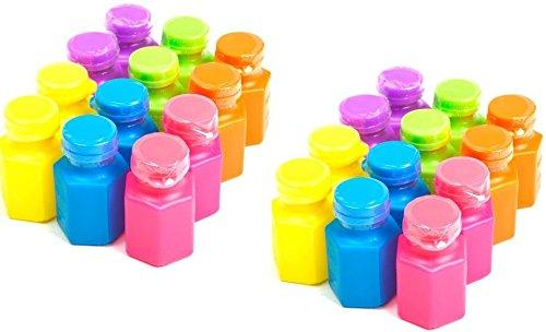Neon Party Bubbles 2 Pack