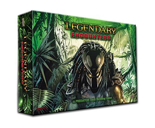 Legendary Encounters A Predator Deck Building Game Board Game