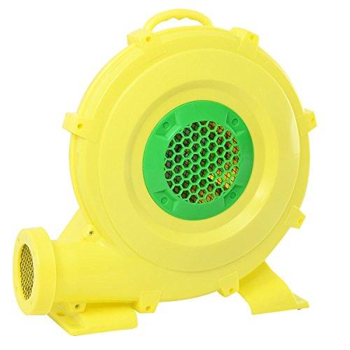 Costzon Air Blower Pump Fan 680 Watt 10HP For Inflatable Bounce House Bouncy Castle