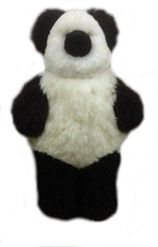 Alpakaandmore Giant Huge Cuddly Panda Teddy Bear 100 Alpaca Fur 2953 Inch 75 cm