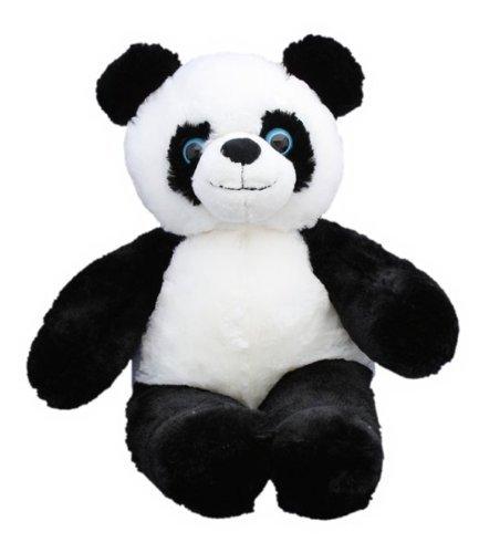 MAKE YOUR OWN 15 PANDA TEDDY BEAR BUILD YOUR OWN TEDDY BEAR NO SEW KIT by Teddy Mountain