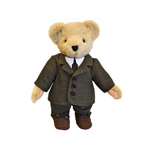 12 Downton Abbey Earl of Grantham Robert Crawley Plush Collectible Teddy Bear