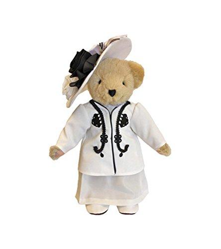 14 Downton Abbey Countess of Grantham Cora Crawley Plush Collectible Teddy Bear