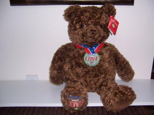 2003 Love Wish Bear Collectible Teddy Bear