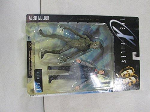 McFarlane The X-Files Agent Mulder w Alien Figure