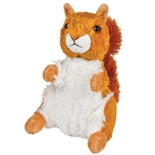 10 Squirrel Plush Stuffed Animal Toy