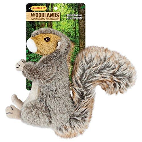 RHODE ISLAND TEXTILE 16272 Squirrel Plush Toy Large