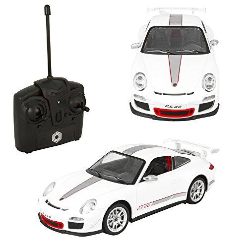 Braha Porsche 911 GT3 124 RC Car White