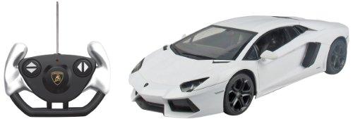 Kid Galaxy Lamborghini Aventador LP700 RC Car 114 Scale White