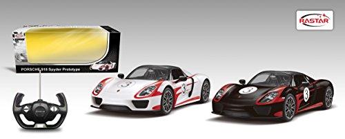 Radio Remote Control RC Car 114 Scale Porsche 918 Spyder Weissach Radio Control Car RTR