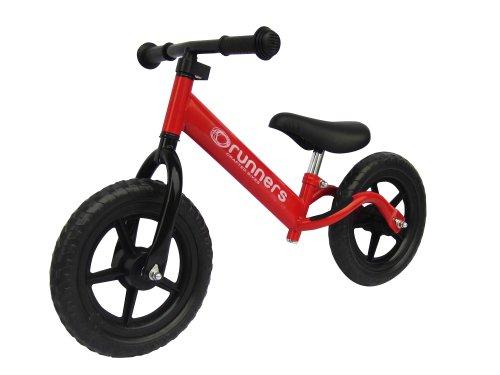 Runners-Bike Speeders Red Balance Bike