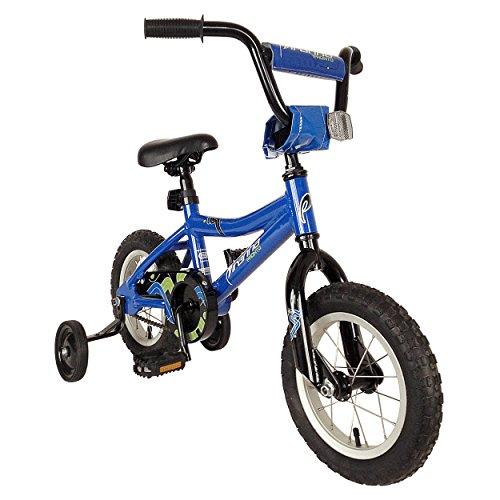 Piranha Pronto Kids Bike 12 inch Wheels 10 inch Frame Boys Bike Blue