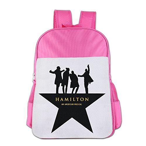 IOH Broadway Musical Children Fashion Bookbag Pink