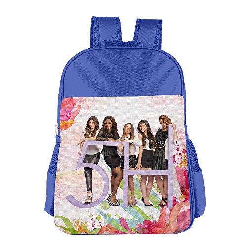 IOH Fifth Harmony Unisex Fashion Bookbag RoyalBlue