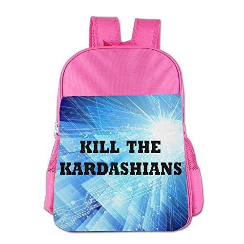 IOH Kill The Kardashians Kids Fashion Bookbag Pink