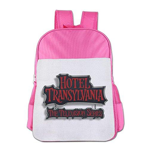 IOH Transylvania Boy Girl Fashion Bookbag Pink