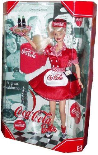 1999 Barbie Collectibles - Coca-Cola Babie 1