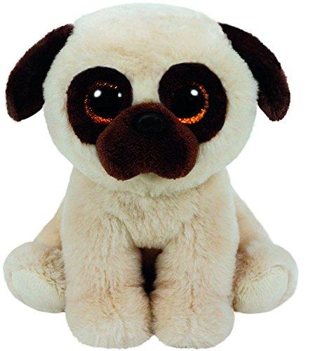 Ty Beanie Babie Rufus - pug 13