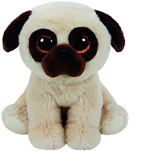 Ty Beanie Babie Rufus - pug 8 by Ty Beanie