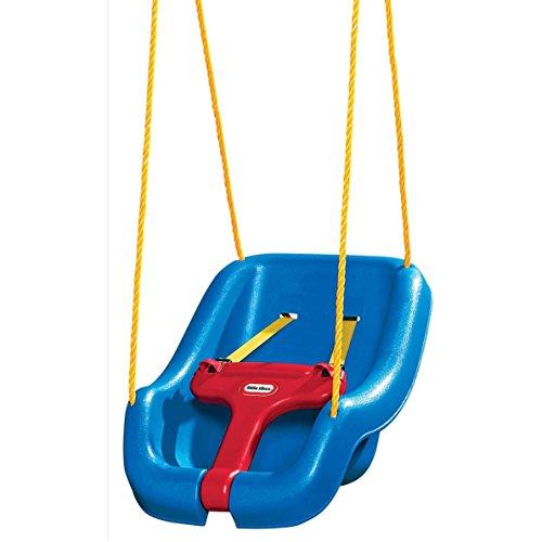 Little Tikes 2-in-1 Snug n Secure Swing Blue
