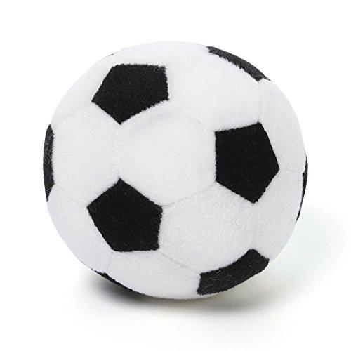 Gund Sportsfanz Stuffed Soccer Ball Sound Toy