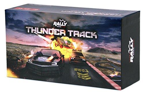 Turbo Rally Card Racing Thunder Track
