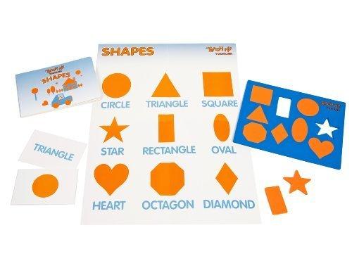 Teach My Toddler Shapes by Teach My -Toys