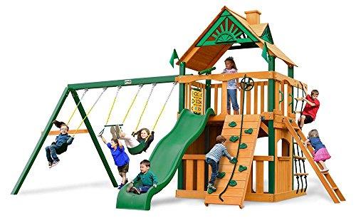 19 ft Cedar Swing Set