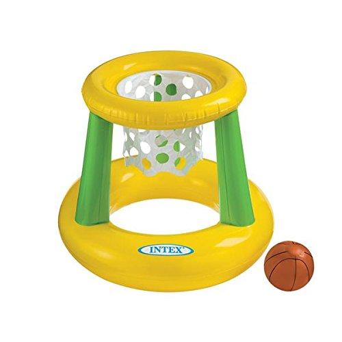 Intex - Floating Hoops 3Incl Inflatable Pool Hoop BasketballRepair Patch