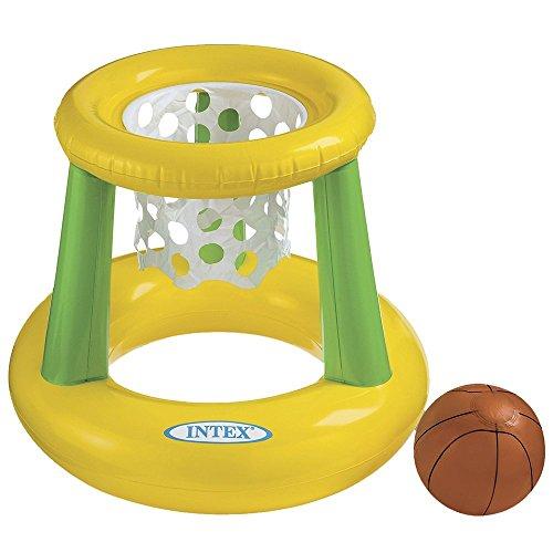 Intex Floating Pool Ball Game Basketball