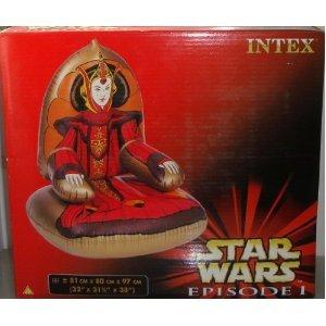 Star Wars Episode 1 Queen Amidala Floating Pool Chair