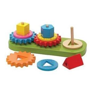 The Original Toy Company Geo Blocks and Gears
