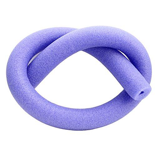 Zadaro Exclusive Rehabilitation Swimming Pool Noodle Water Float Aid Woggle Swim Purple