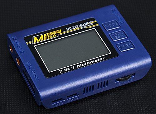 Turnigy 7in1 Mega Meter Battery CheckerWatt MeterServo Tester