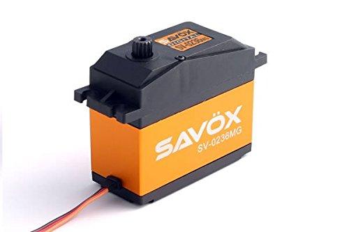 Savox 0175555 High Voltage Servo 15 Scale