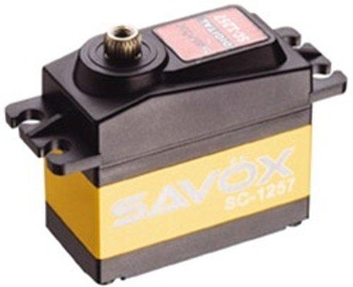 Savox SC-1257TG Super Speed Titanium Gear Standard Digital Servo